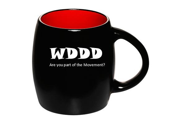 WDDD COFFEE MUG