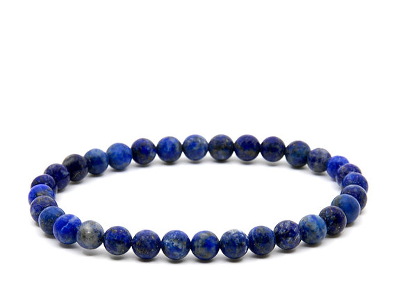 Lapis Lazuli Small Beaded Bracelet