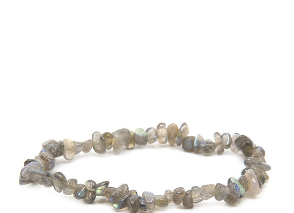 Labradorite Very Nice Quality Chip Bead Braislets