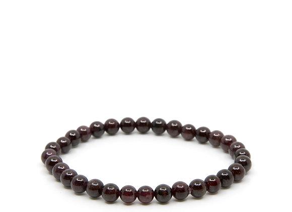 Garnet Medium Bead
