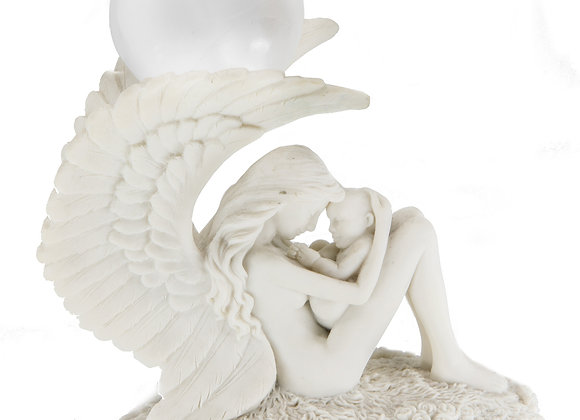 Angel Mother with Child Unique NS Design