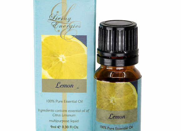 Lemon Essential Oil