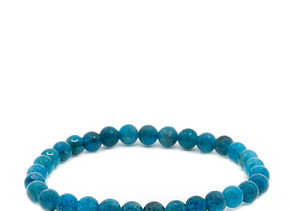Apatite Top Quality Bead Braislets