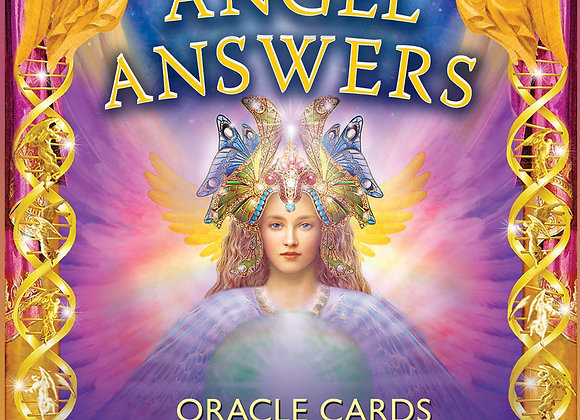 Angel Answers by Doreen Virtua and Radleigh Valentine