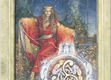 Lolewellyn Tarot cards