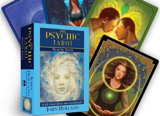Psychic Tarot Oracle deck by John Holland