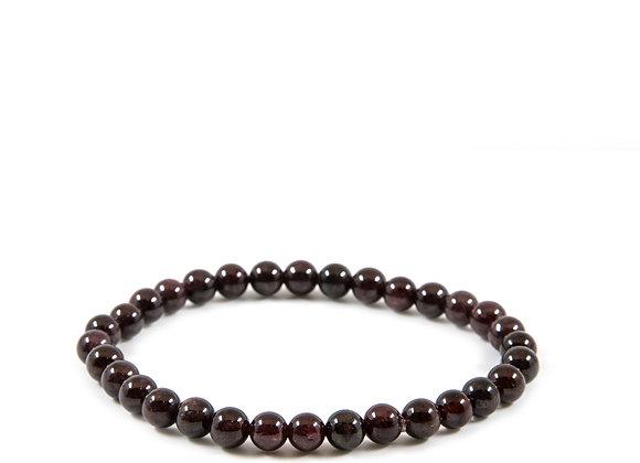 Garnet Large Bead