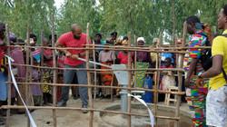 Water Well - Kagwema, Burundi
