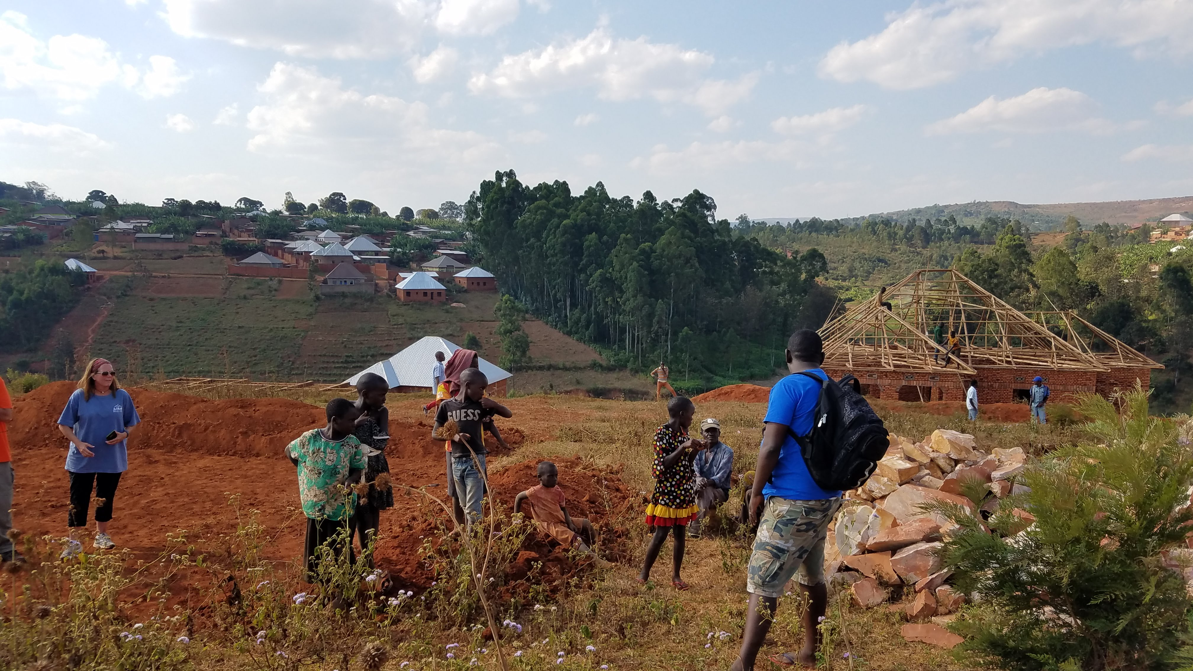 Future Church Site - Gitega, Burundi