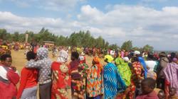 Ministry in Burundi