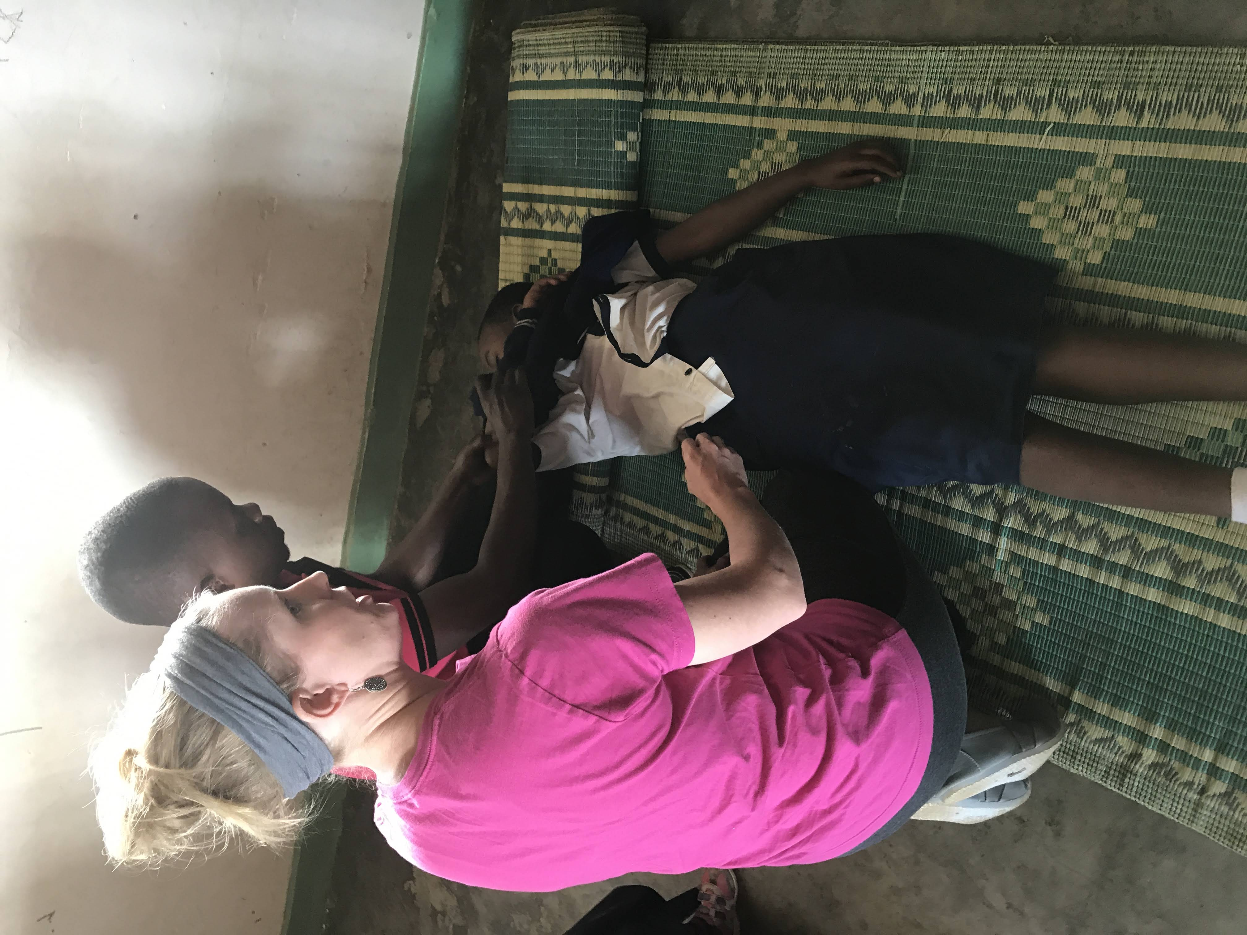 Medical Clinic in Rwanda