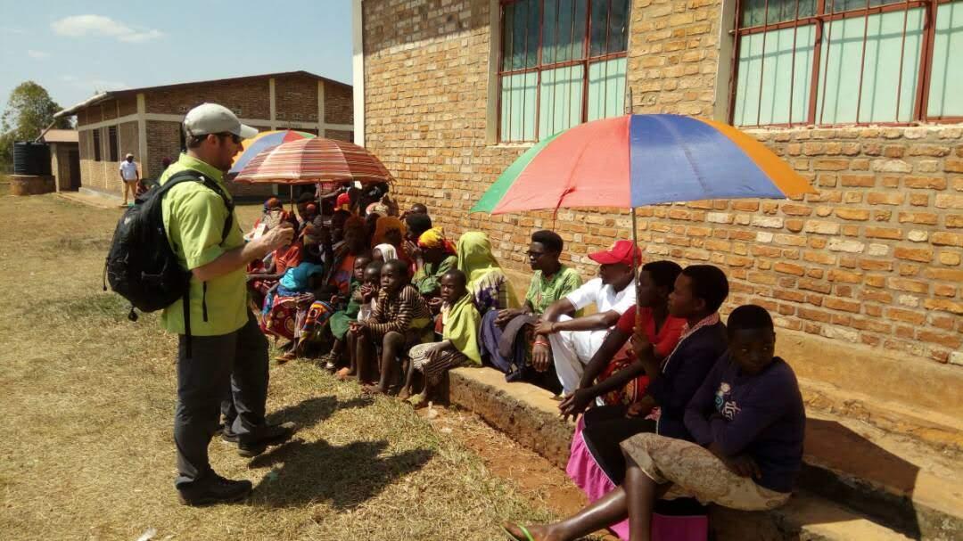 Evangelism in Burundi