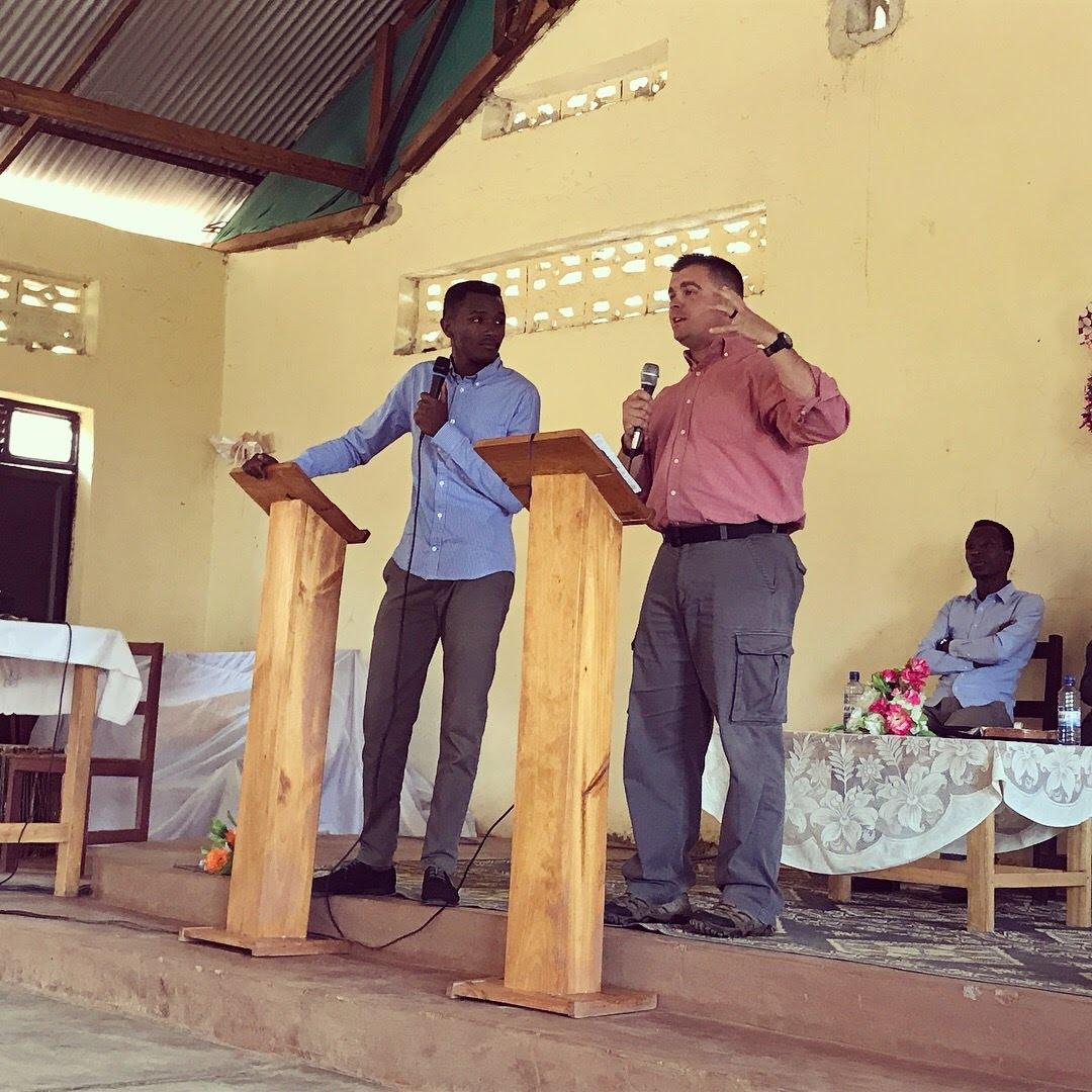Sunday Morning Preaching - Rwanda