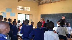 VBS at PEFA Wisdom School - Rwanda