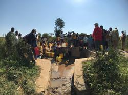 Water Well - Nyamata, Rwanda