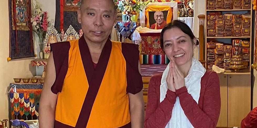 Introduction à la philosophie bouddhiste tibétaine