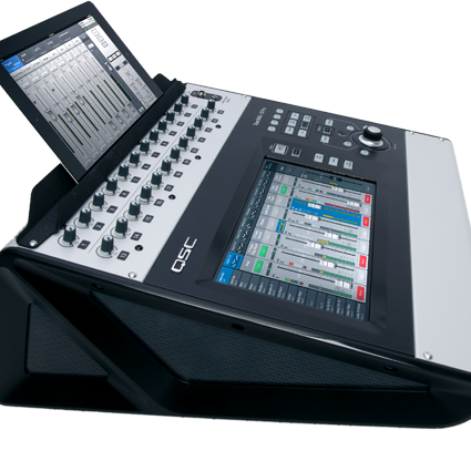 TOUCHMIX-30 TABLET SUPPORT STAND