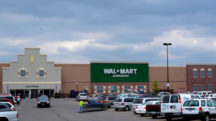 Dutch Walmart