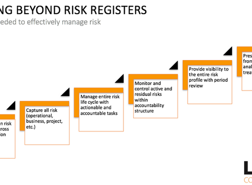 Getting More from your Risk Registers