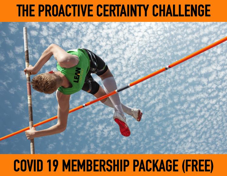 The Proactive Certainty Challenge