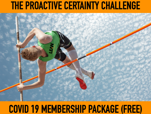 The Proactive Certainty Challenge