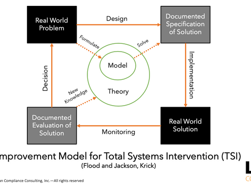 Towards a Systems KAIZEN
