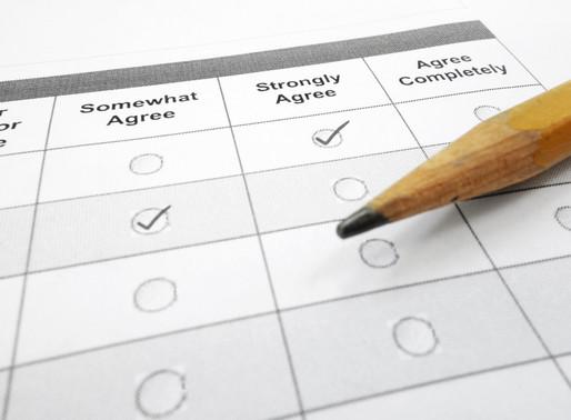 2017 Compliance Program Survey