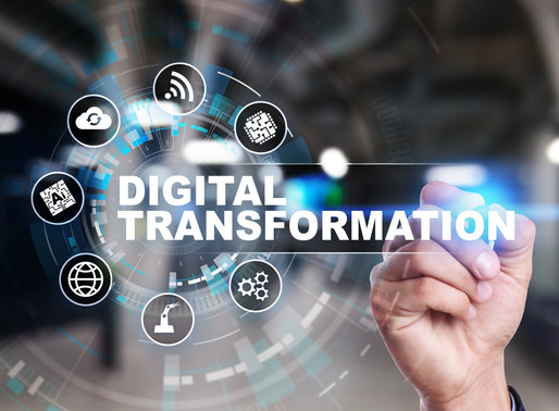 Digital Transformation - Exploiting the Power of Digital Technology