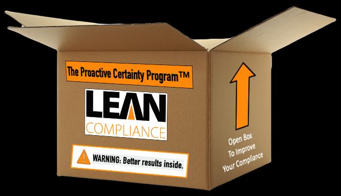 Better Compliance Done A Better Way
