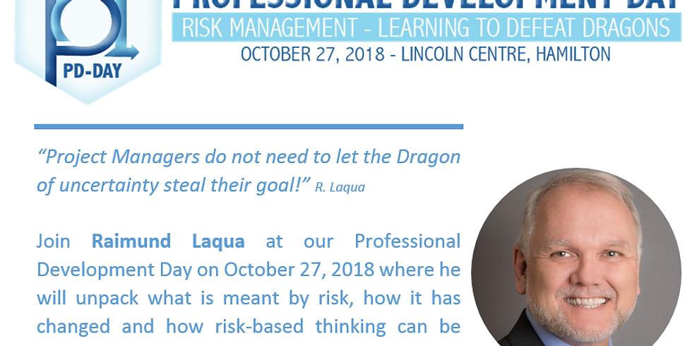 PMI-LOC PD Symposium - Risk Management