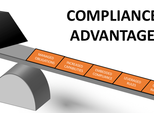 5 Multipliers To Increase Compliance Advantage