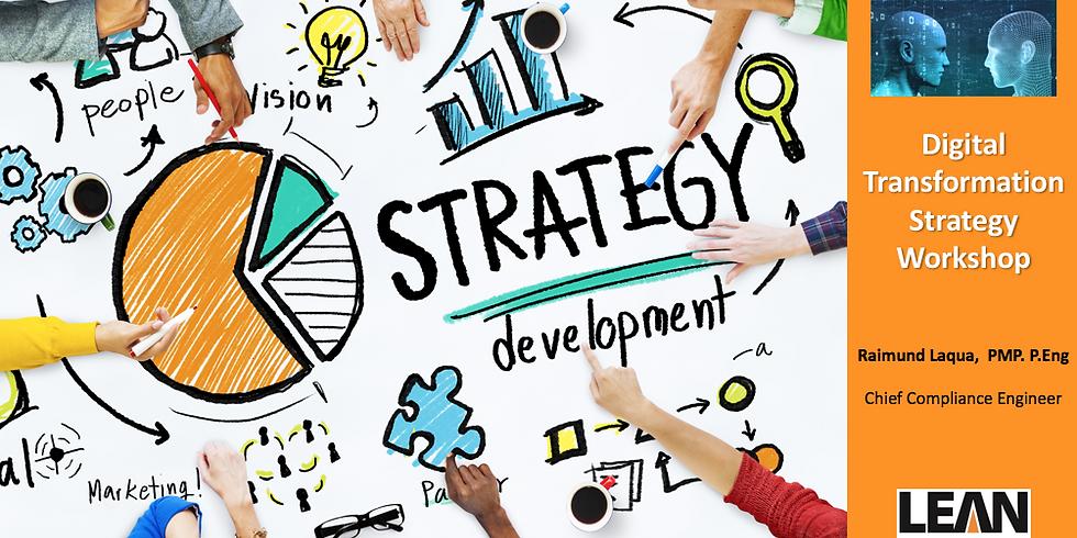 Digital Transformation Strategy Workshop