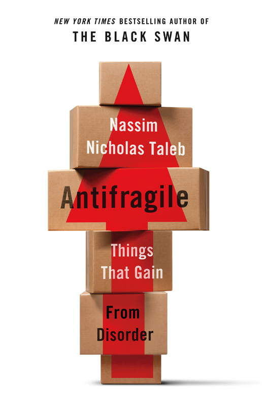 Antifragile – the solution to aleatory uncertainty