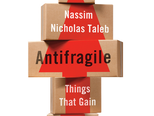 Antifragile - the solution to aleatory uncertainty