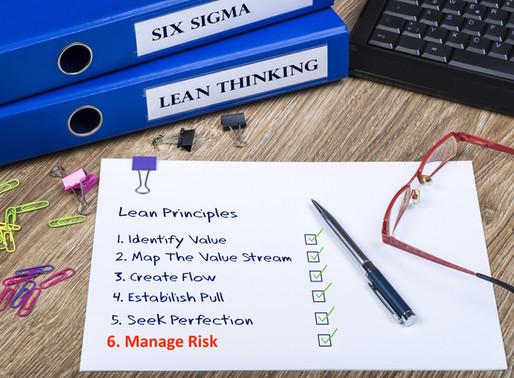Managing Risk During Lean Improvements