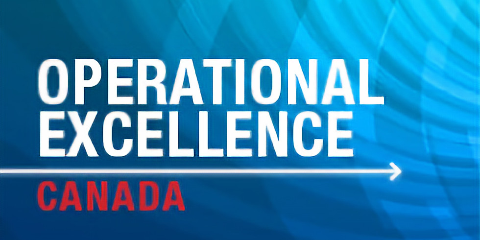 Operational Excellence Canada
