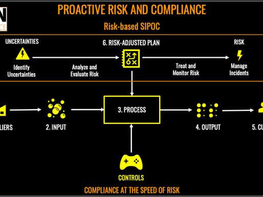 Risk-based SIPOC