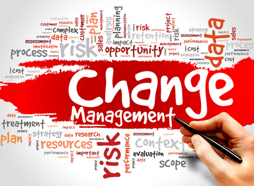 Be Certain About Change