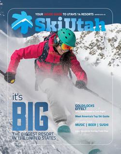 Chris Pearson Photo - Ski Utah