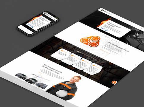 UW-Brandschutz - Website