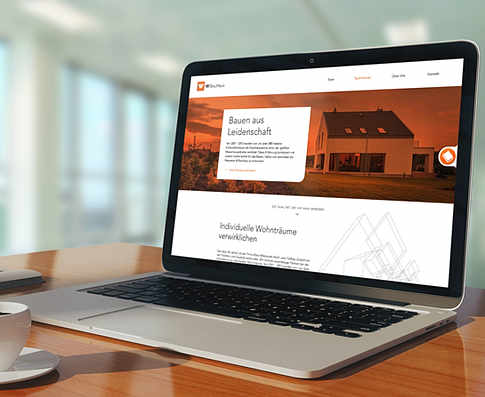 WiBauHaus - Website