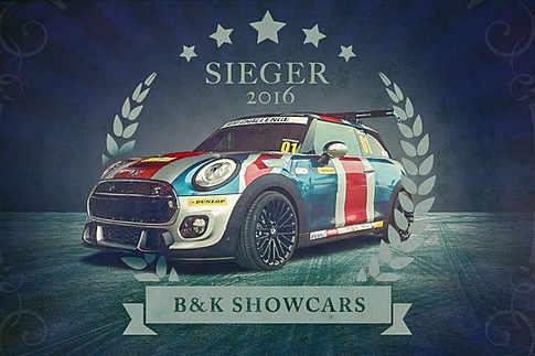 B&K Showcar Aktion