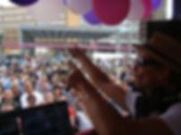 Dj Henry - mobile Diskothek für jedes Event in Berlin und Brandenburg: hier beim CSD