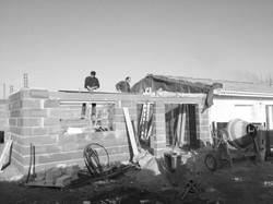 Construction 3 appartements - Avant