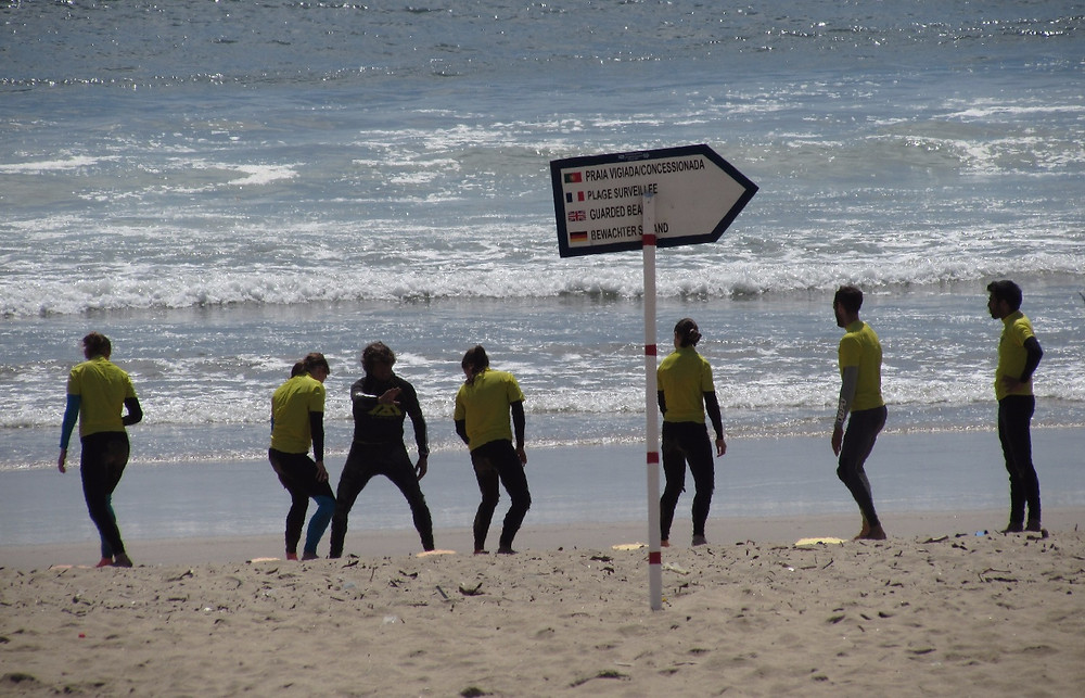 Школа серферов