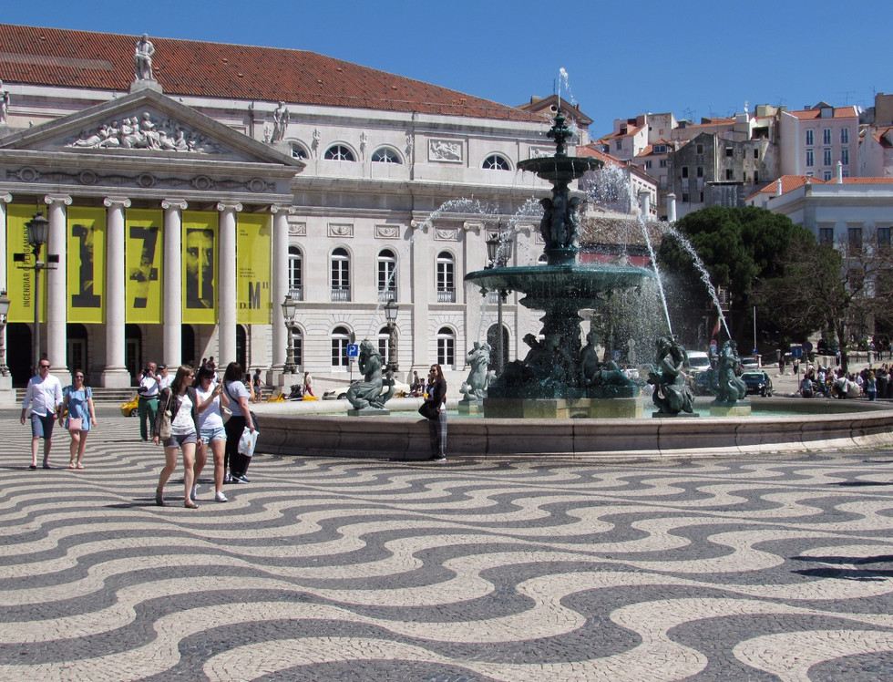 Португальские открытия: Лиссабон за полдня
