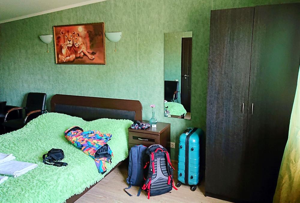Номер-люкс в отеле Hotel 999