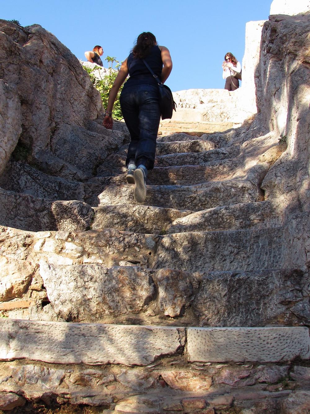 Лестница на Ареопаг