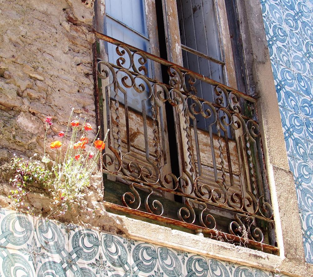 Португальское окно