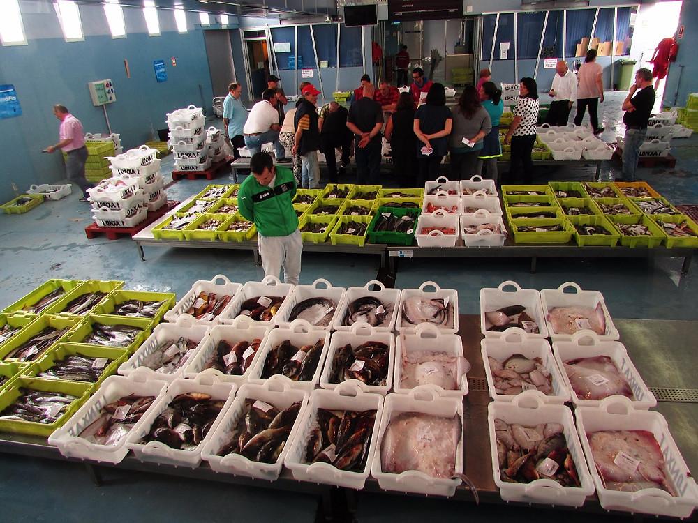 Рыбный аукцион